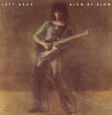 Jeff Beck (제프 벡) - 7집 Blow By Blow [오렌지 컬러 LP]