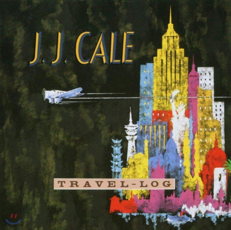 J.J. Cale (J.J. 케일) - Travel-Log [미모사 마블 컬러 LP]