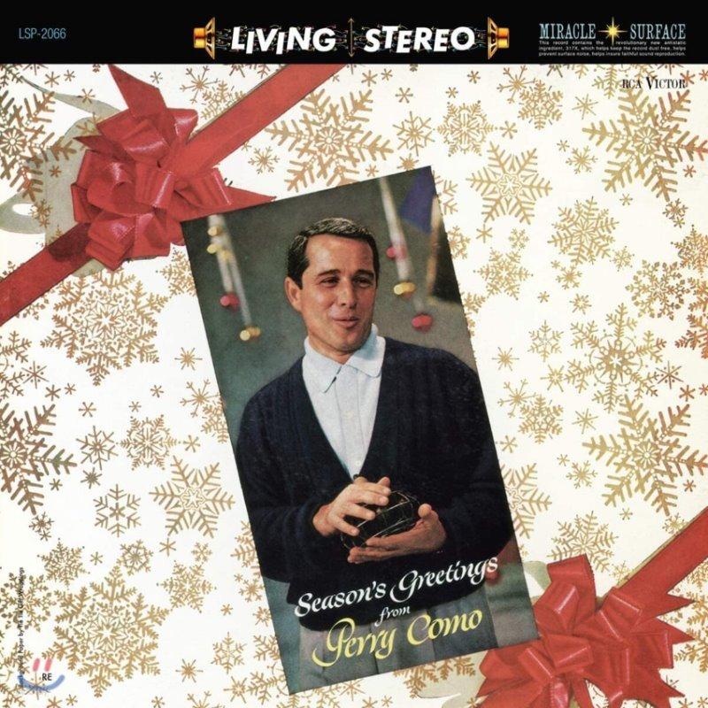 Perry Como (페리 코모) - Season's Greetings From Perry Como [LP]