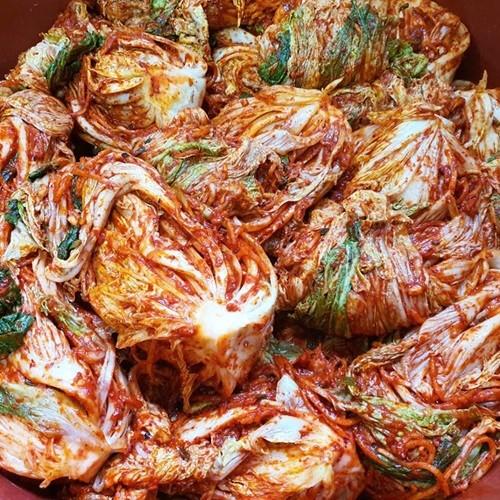 엄마손반찬 41년 경력 종가집 봉화군 배추 100% 수제 맛있는 전라도김치 일백김치