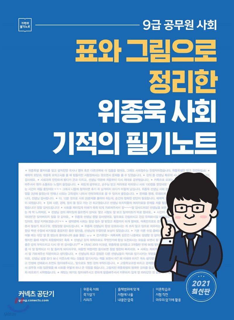 2021 위종욱 사회 기적의 필기노트