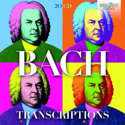 Jose Serebrier 바흐: 편곡 연주 모음집 (Bach: Transcriptions)