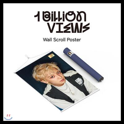 EXO-SC(세훈&찬열) - 월 스크롤 포스터 (찬열 B ver)