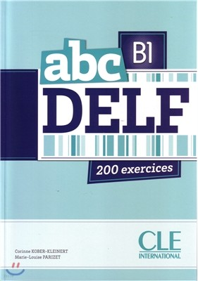 ABC Delf B1 (+ Corriges, CD MP3)