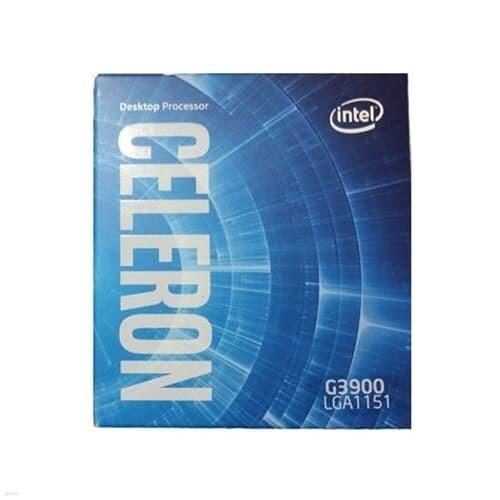 (인텔) 셀러론 G3900 스카이레이크 벌크,중고