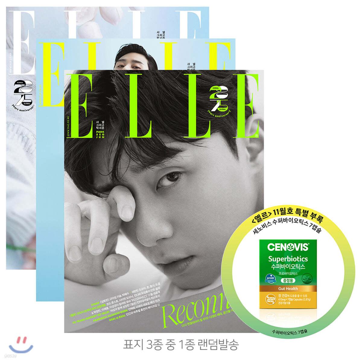 ELLE 엘르 (여성월간) : 11월 [2020]