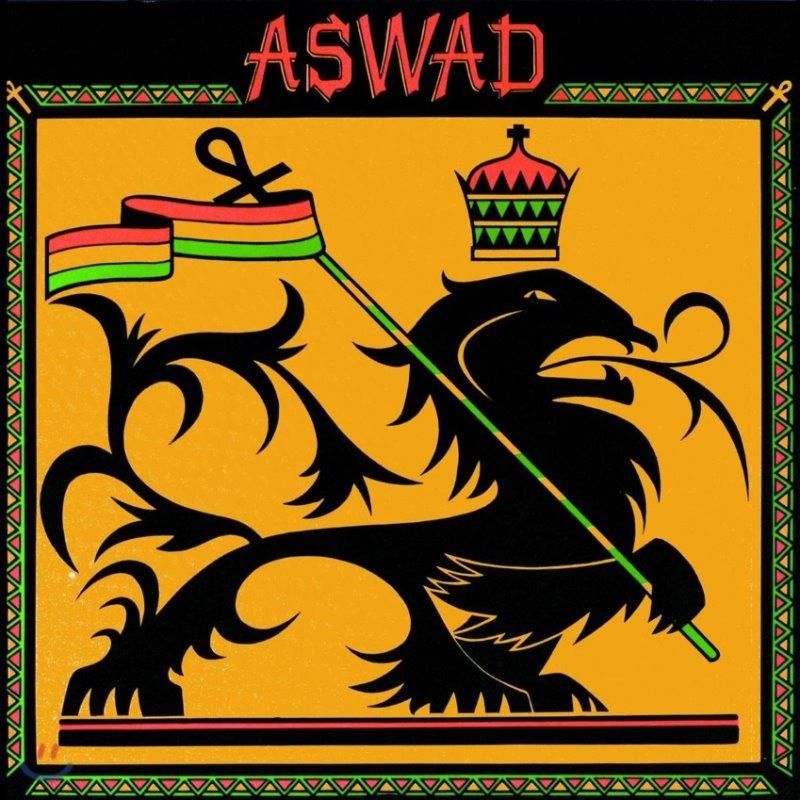 Aswad (애스워드) - Aswad [LP]
