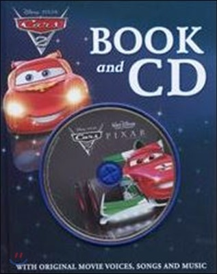 Disney Cars 2 Book and CD