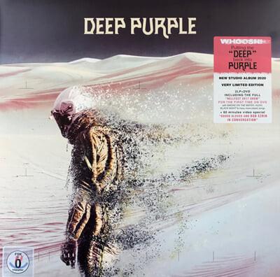 Deep Purple (딥 퍼플) - 21집 Whoosh! [2LP+DVD]