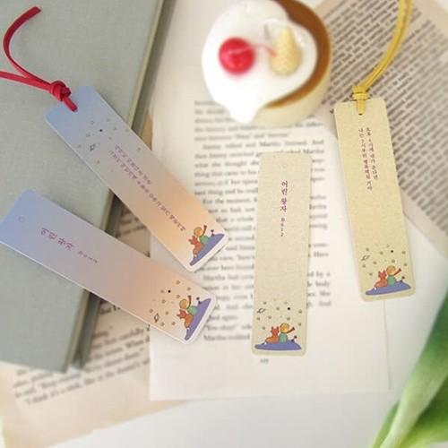 어린 왕자 볼펜+책갈피2p 세트