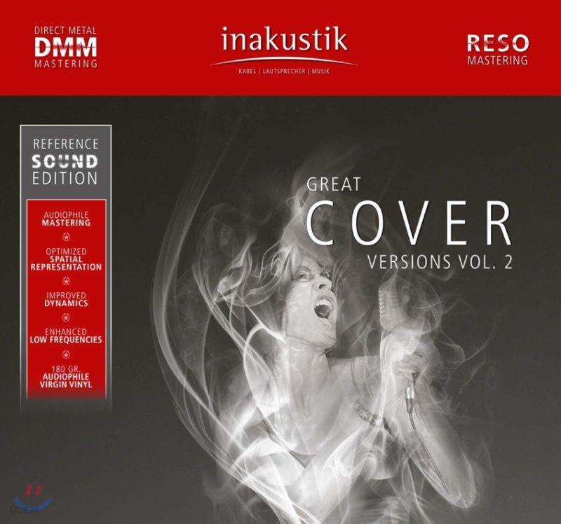 인아쿠스틱 레이블 고음질 재즈/블루스 모음집 (Reference Sound Edition - Great Cover Versions Vol.II) [2LP]