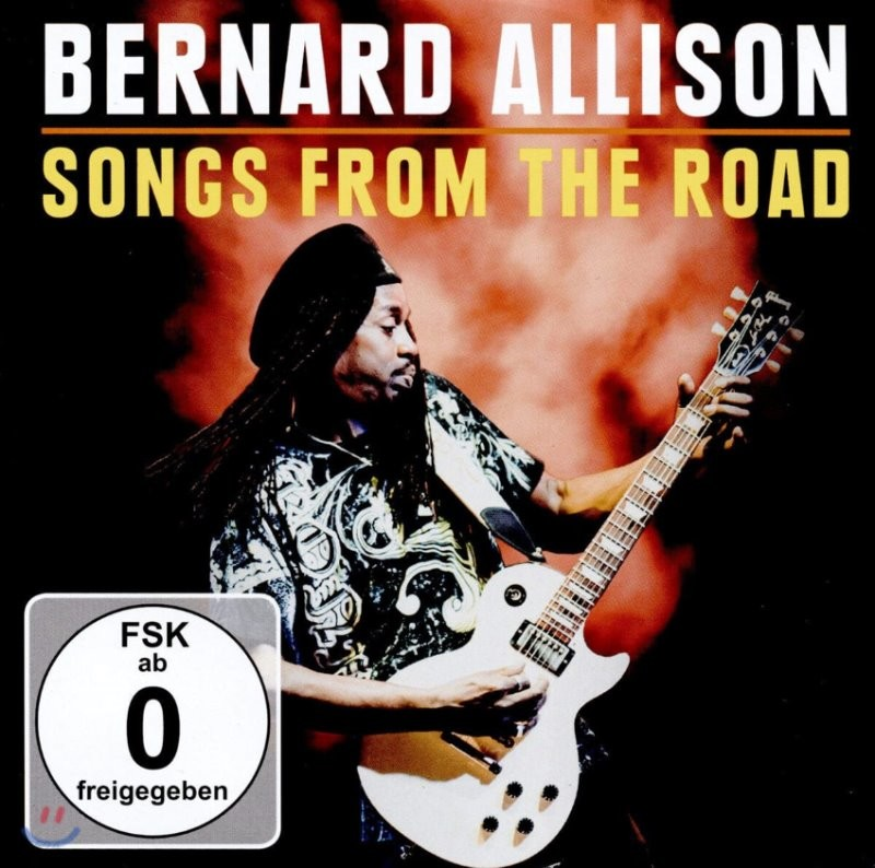 Bernard Allison (버나드 앨리슨) - Songs From The Road