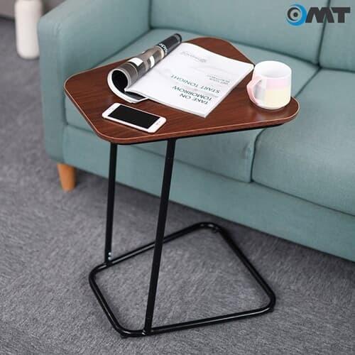 원목 거실 사이드 보조 테이블 4color