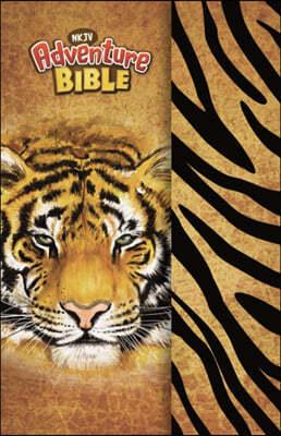 Nkjv, Adventure Bible, Hardcover, Full Color, Magnetic Closure