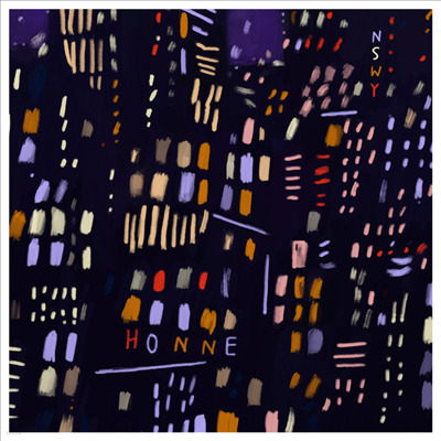 Honne - No Song Without You (Japan Bonus Track)(일본반)(CD)