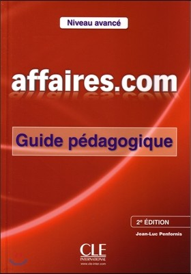 Affaires.Com Guide pedagogique