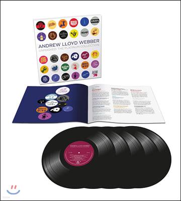 앤드류 로이드 웨버 - 뮤지컬 베스트 모음집 (Andrew Lloyd Webber - Unmasked: The Platinum Collection) [5LP]