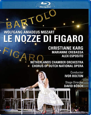 Ivor Bolton 모차르트: 오페라 '피가로의 결혼' (Mozart: Le Nozze di Figaro , K492)
