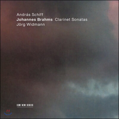 Andras Schiff / Jorg Widmann 브람스: 클라리넷 소나타 / 외르크 비트만: 간주곡 - 안드라스 쉬프 (Brahm: Clarinet Sonatas)