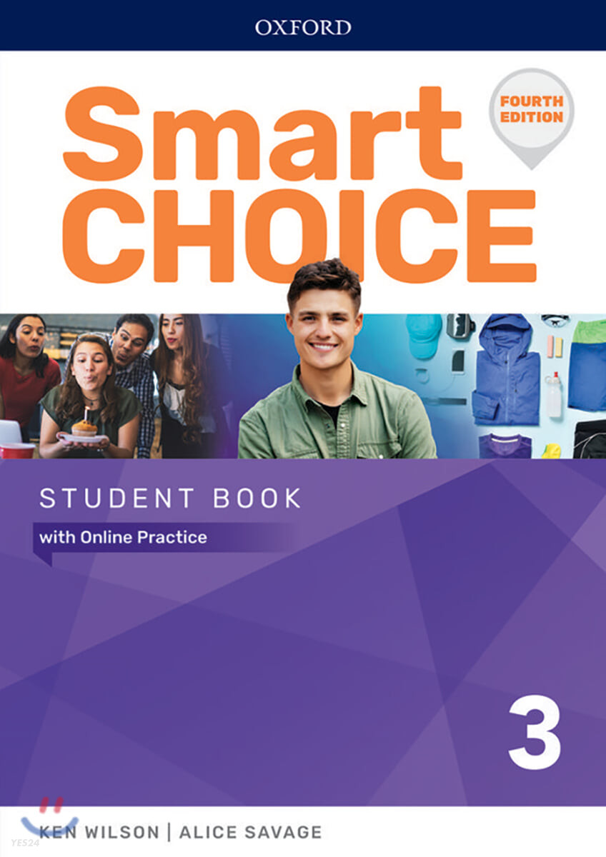 Smart Choice 3 : Student Book with Online Practice, 4/E