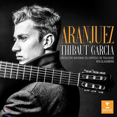 Thibaut Garcia 로드리고: 아랑후에즈 협주곡 - 티보 가르시아 (Rodrigo: Aranjuez) [LP]