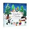 Woodland Christmas : A Festive Wintertime Pop-Up Book : 우드랜드 동물 크리스마스 팝업북