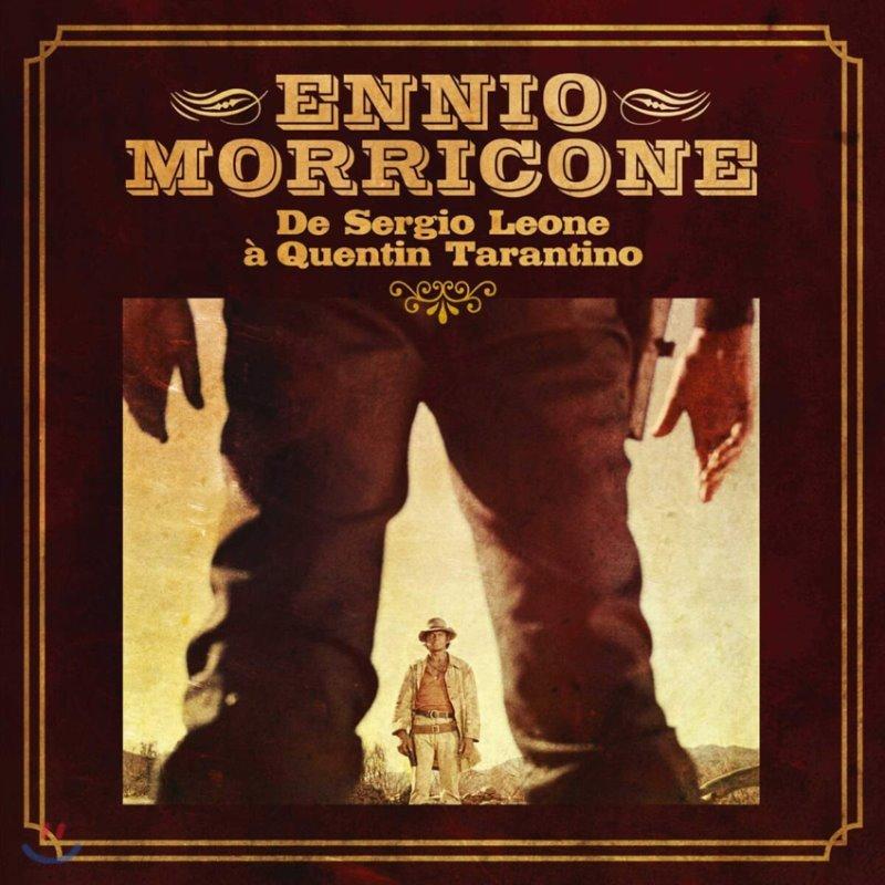 Ennio Morricone 세르지오 레오네 / 쿠엔틴 타란티노 영화음악 모음집 - 엔니오 모리꼬네 [LP]