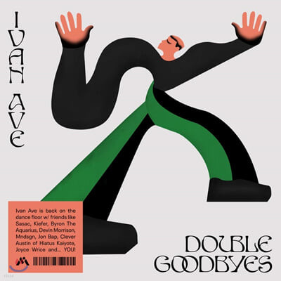 Ivan Ave (이반 에이브) - Double Goodbyes [LP]