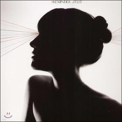 Feist (파이스트) - The Reminder [화이트 컬러 LP]