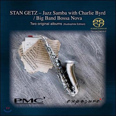 Stan Getz (스탄 게츠) - Jazz Samba With Charlie Byrd / Big Band Bossa Nova