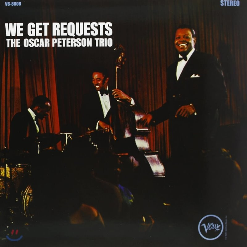 The Oscar Peterson Trio (오스카 피터슨 트리오) - We Get Requests [2LP]
