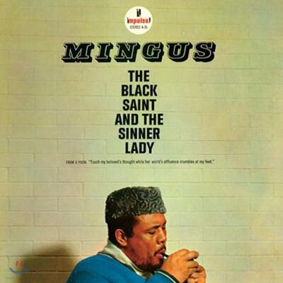 Charles Mingus (찰스 밍거스) - The Black Saint and The Sinner Lady [2LP]
