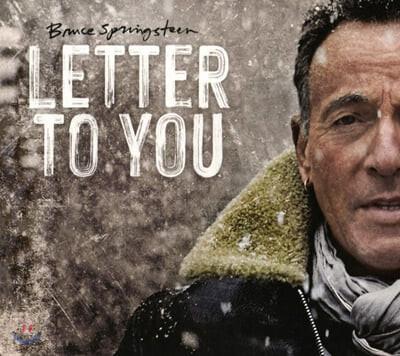 Bruce Springsteen (브루스 스프링스틴) - Letter To You [그레이 컬러 2LP]
