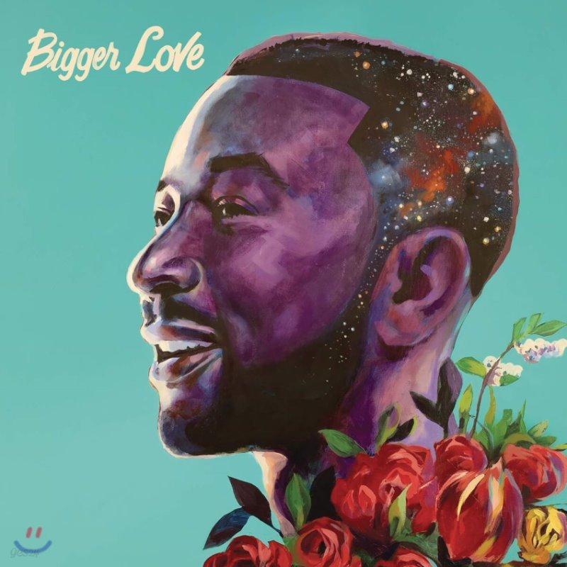 John Legend (존 레전드) - 6집 Bigger Love [2LP]