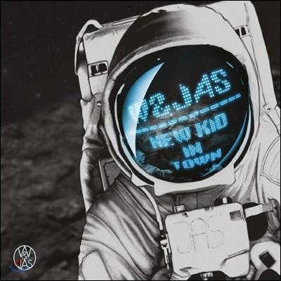 더블유 앤 자스 (W & Jas) - 미니앨범 : New Kid In Town