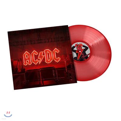 AC/DC (에이씨디씨) - Power Up [불투명 레드 컬러 LP]