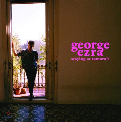 George Ezra (조지 에즈라) - Staying at Tamara's [핑크 컬러 LP]