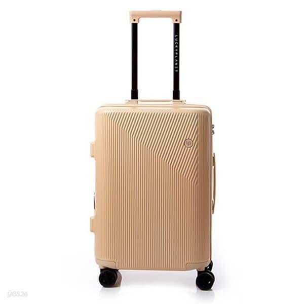 럭키플래닛 프루티 피치 21인치 기내용 하드캐리어 여행가방 캐리어