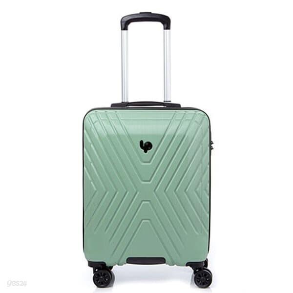 럭키플래닛 제니아 올리브그린 21인치 기내용 하드캐리어 여행가방 캐리어