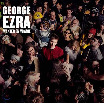 George Ezra (조지 에즈라) - Wanted on Voyage [레드 컬러 LP]