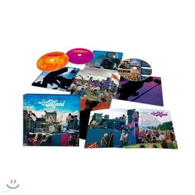 Jimi Hendrix The Experience (지미헨드릭스 익스피리언스) - Live In Maui [2CD + 1Blu-Ray]