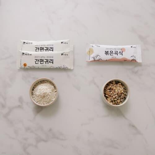 [싸리재] 가볍게 오트한끼 모음 - 인공화학첨가물 0% 우리 농산물로 만듭니다