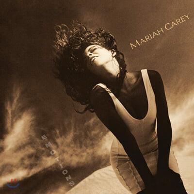 Mariah Carey (머라이어 캐리) - 2집 Emotions [LP]