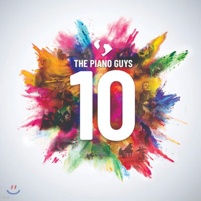 The Piano Guys (피아노 가이스) - 10 [2CD+DVD]