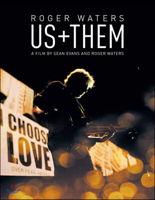 Roger Waters (로저 워터스) - Us + Them [Blu-ray]