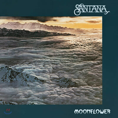 Carlos Santana (카를로스 산타나) - Moonflower [화이트 아이스크림 & 옐로우 컬러 2LP]