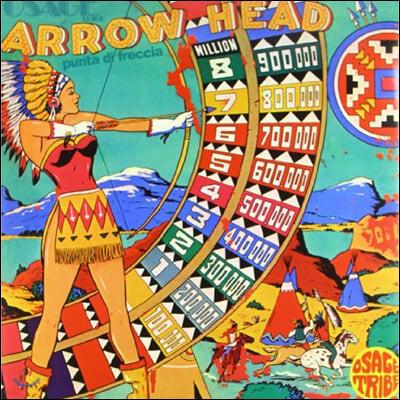 Osage Tribe - Arrow Head [LP]