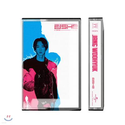장우혁 - 럽(SHE) [카세트테이프]