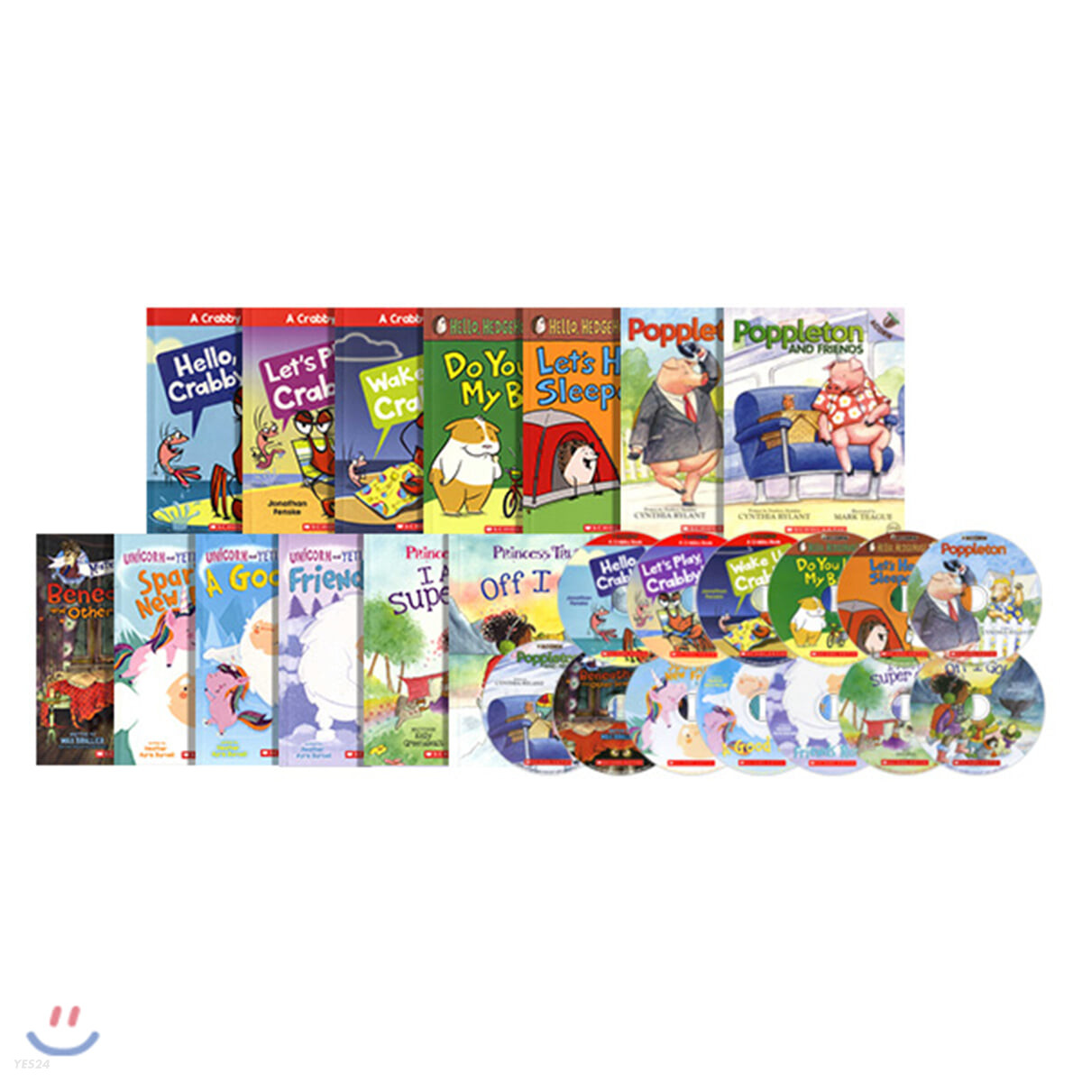 Acorn 시리즈 13종 세트 (Book+CD)