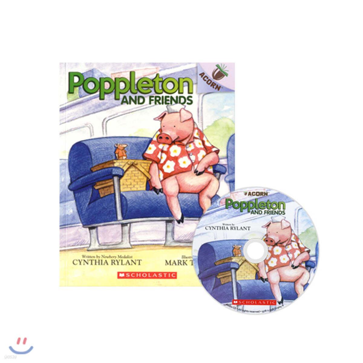 Poppleton #2: Poppleton and Friends (CD & StoryPlus)